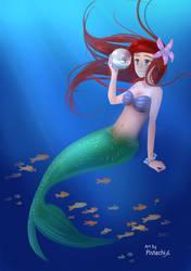 Ariel by Pistachii