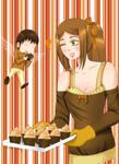 AT: Yummy Cupcakes by BurningFantasy