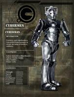 Cyberman by DarkAngelDTB