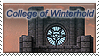 College of Winterhold stamp by swept-wing-racer