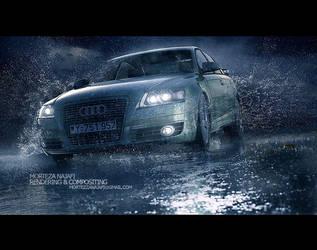 Rainy Naight by mortezanajafi