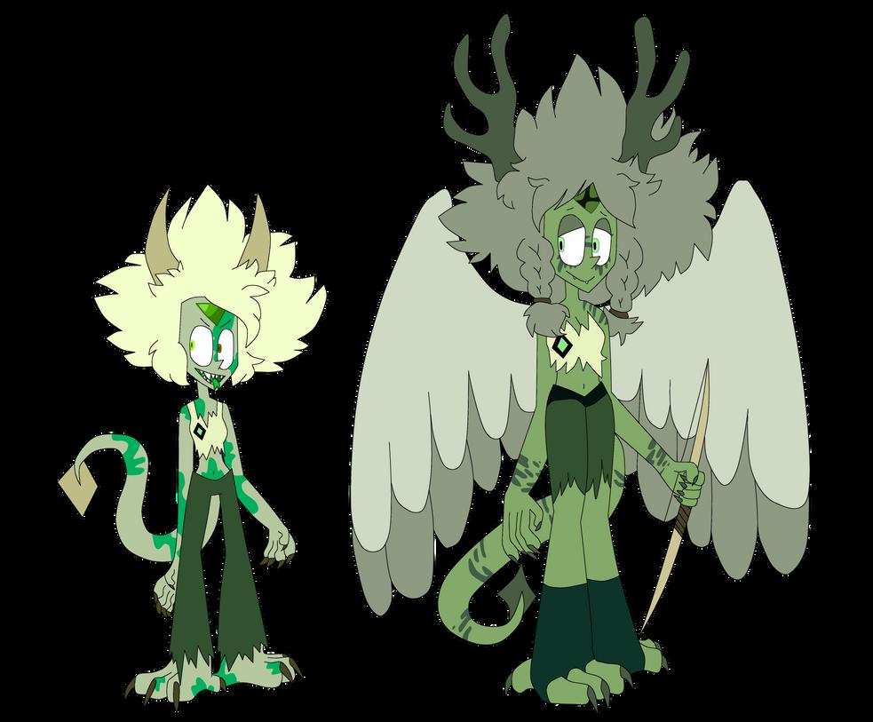 Jadeite And Nephrite By Dracosbadart On DeviantArt