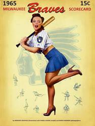 Milwaukee Braves by Indeedee-Graphics