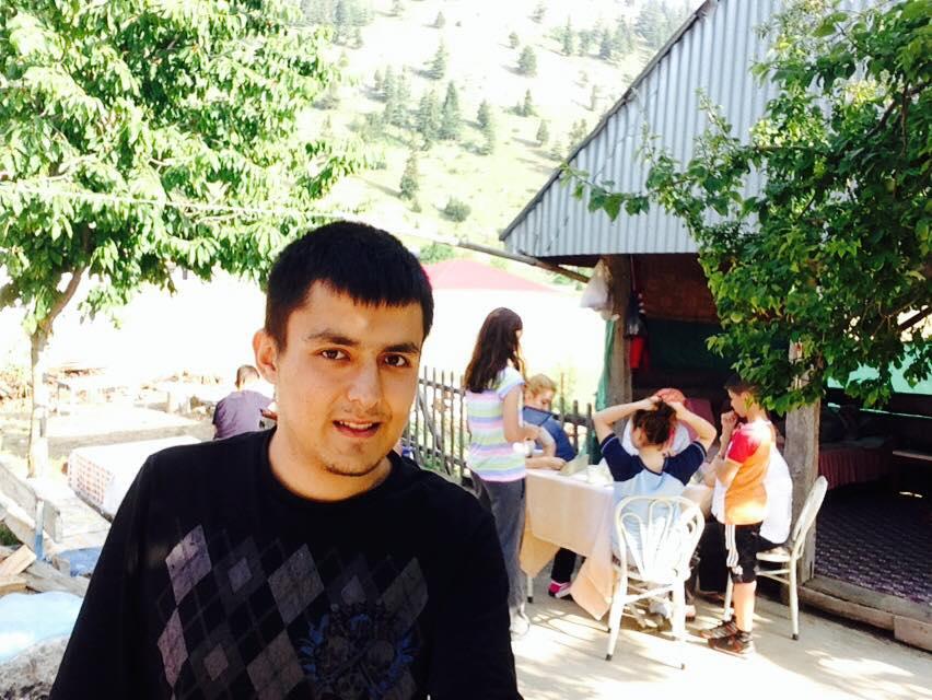 My Selfie on the Lesser Bairam by Adananian