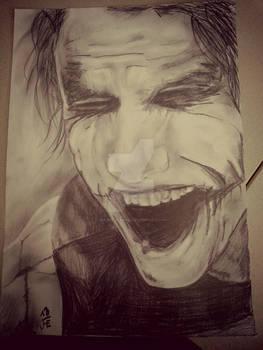Joker - Heath Ledger