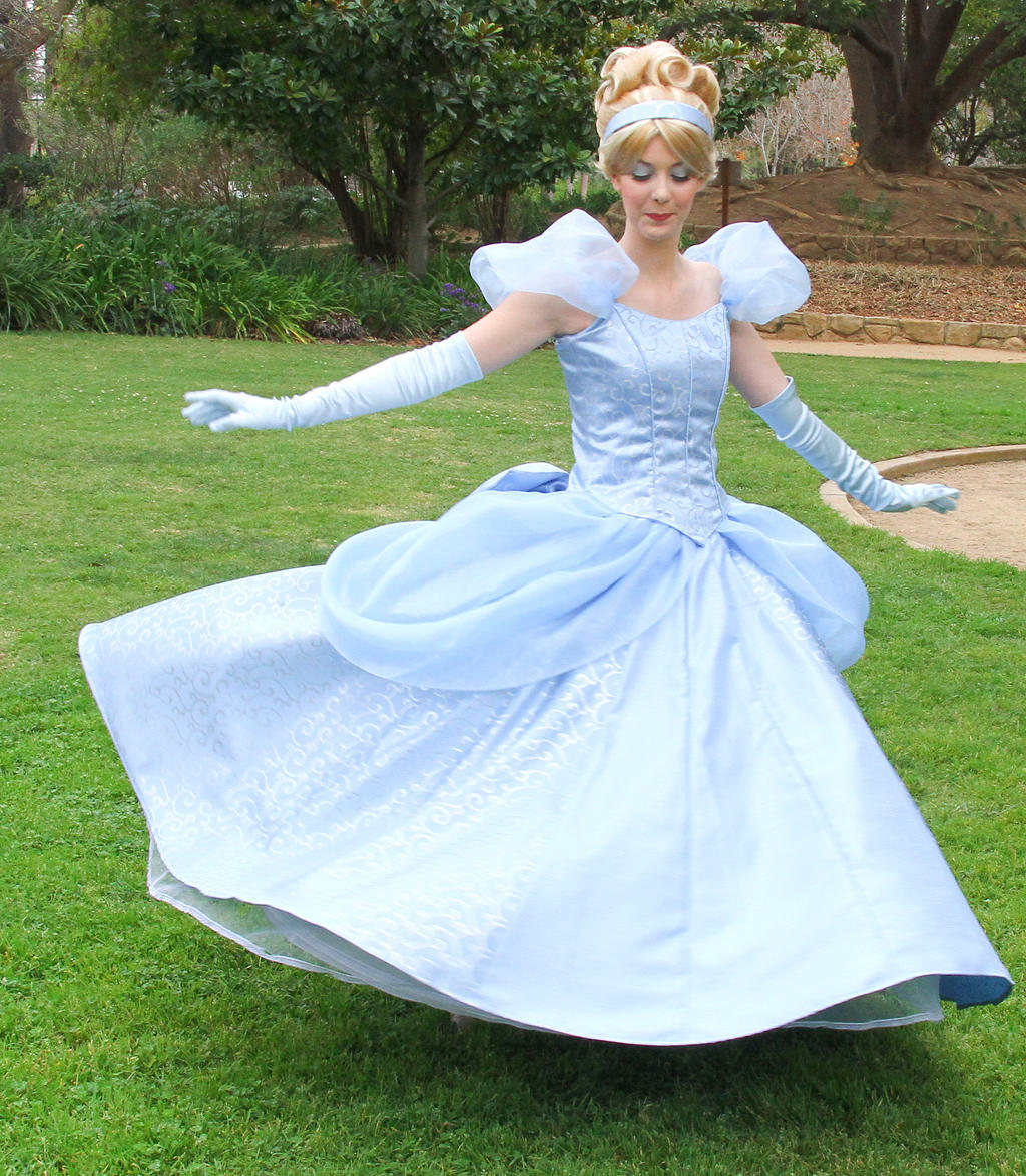 disney cinderella wedding dress costume