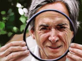 Feynman by WesleyChen