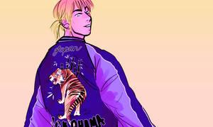 Tiger by boniae