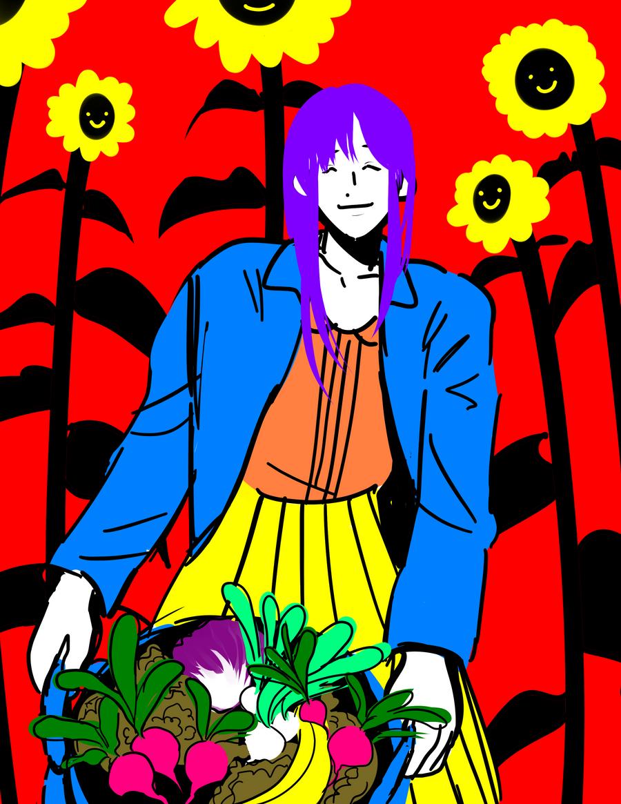 Happy Harvest by boniae