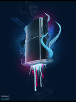 PS3 by CkyGFX