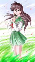 Kagome by Hastezone