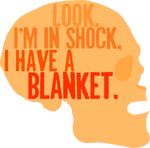 I have a blanket