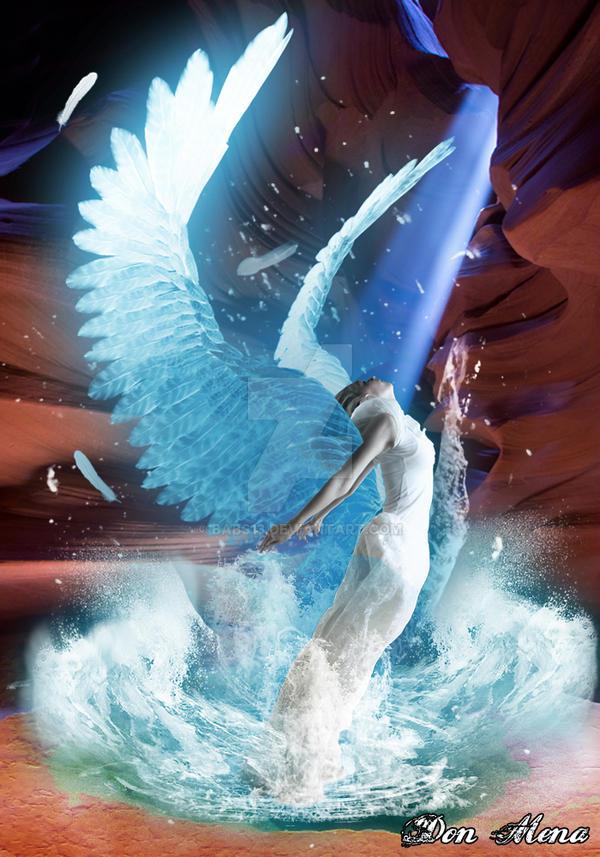 Born An Angel