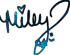 miley cyrus firma png by luceroval