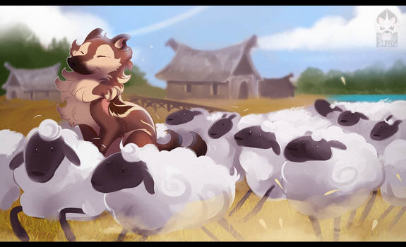 Wolf in Sheep Clothes