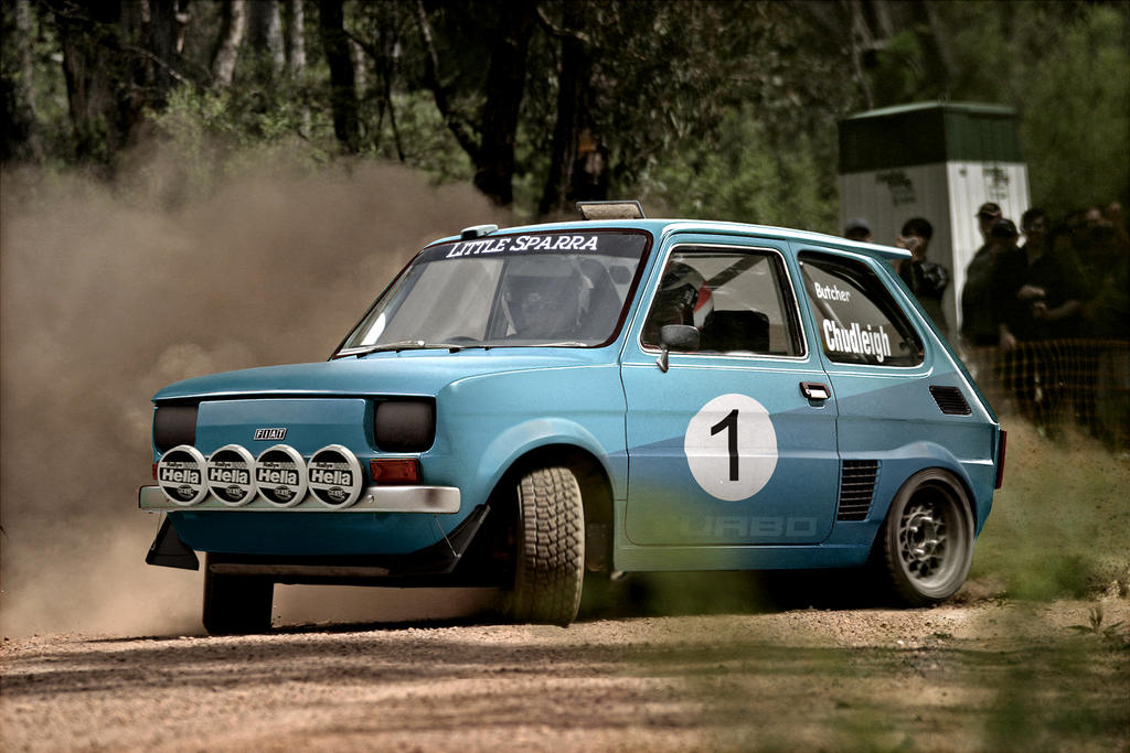 fiat 126 yamaha r1 with Fiat 126 Rally 148169394 on Watch as well Sinting Nih Fiat 126 Bermesin Superbike Ikut Rally Time Trial Idenya Oke Juga also 141563 further Viewtopic further MXB MN4TCls.