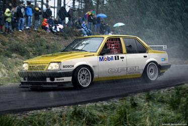 Opel Ascona by BramDC