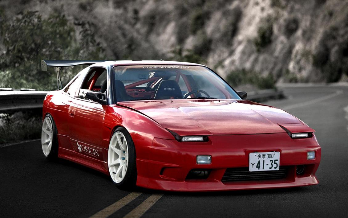 Nissan RPS13 by BramDC