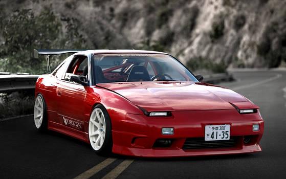 Nissan RPS13