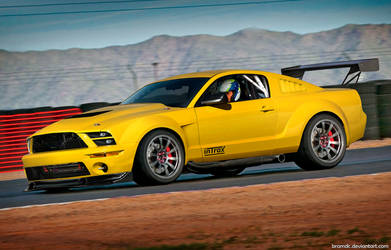 Mustang GT500 by BramDC