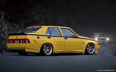 Alfa 75 by BramDC