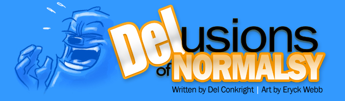 Delusions of Normalsy Webcomic Banner