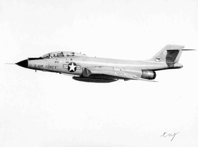 F-101 Commission 10 by Raptorguy
