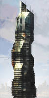 Speed tower
