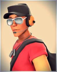 Scout Portrait