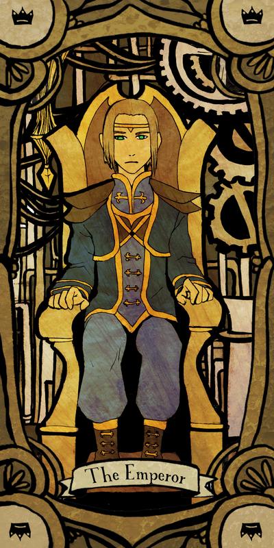 The Emperor by Varethane