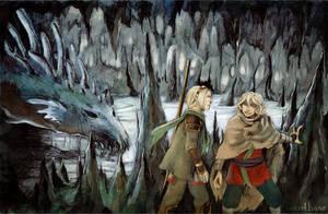 Tozar's Labyrinth by Varethane