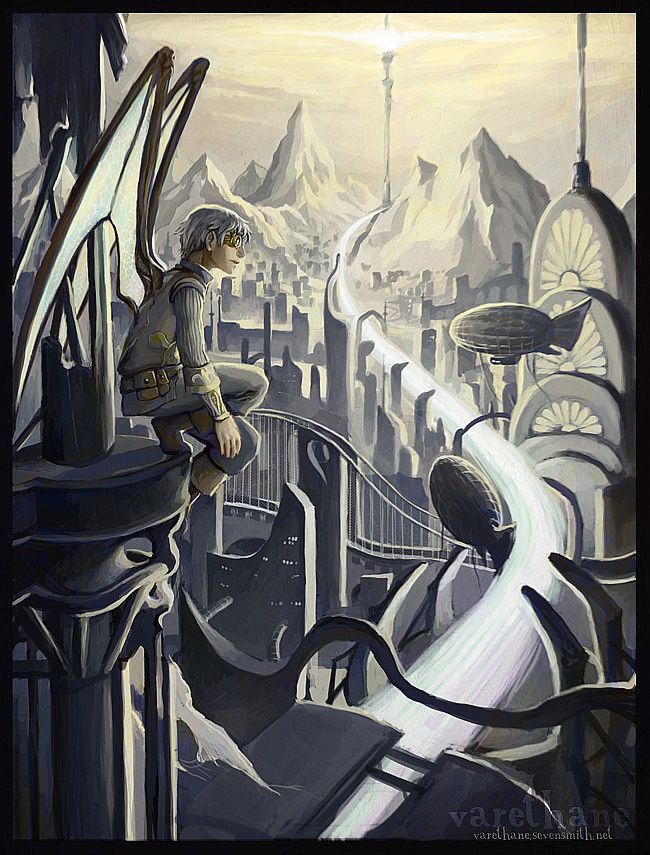 Gargoyle by Varethane