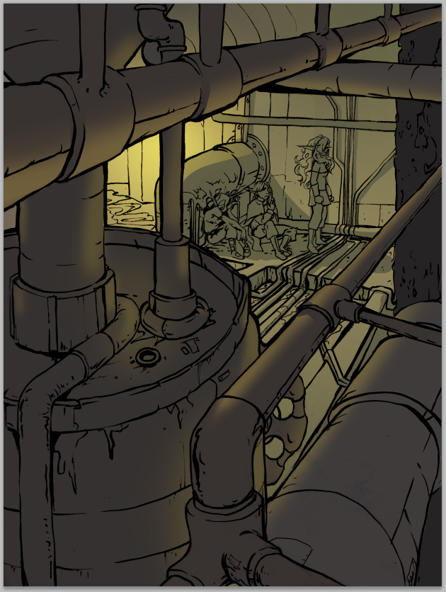 Scribbles, sketches, and WIPs - Page 8 Sewerpipes_wip1_by_varethane-d6xegrv