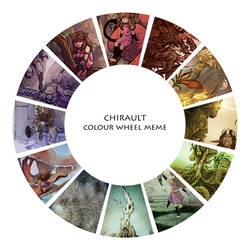 Colourwheel Colmplete by Varethane