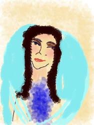 Wendy in sky  by wts22