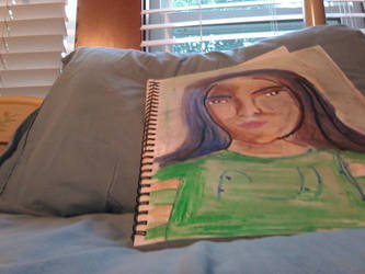 My portrait by wts22