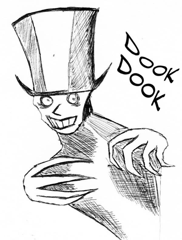 Babadook by ZoKpooL1