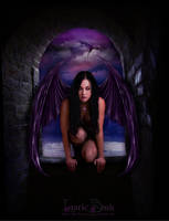 Evil Beauty by lmelton2003