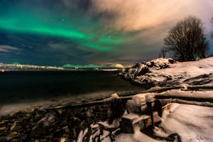 Arctic Nights by Elenihrivesse