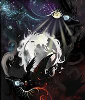 Darkness by madnessdemon