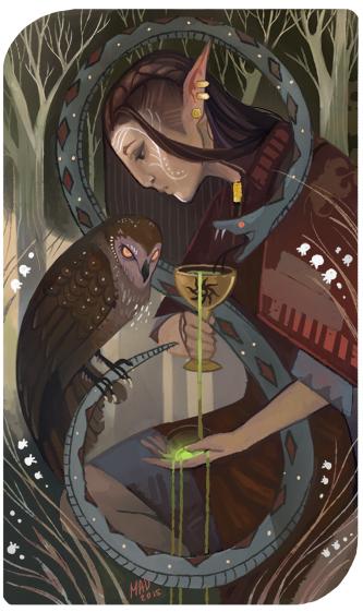 Commission: Ashrel by DemonLife