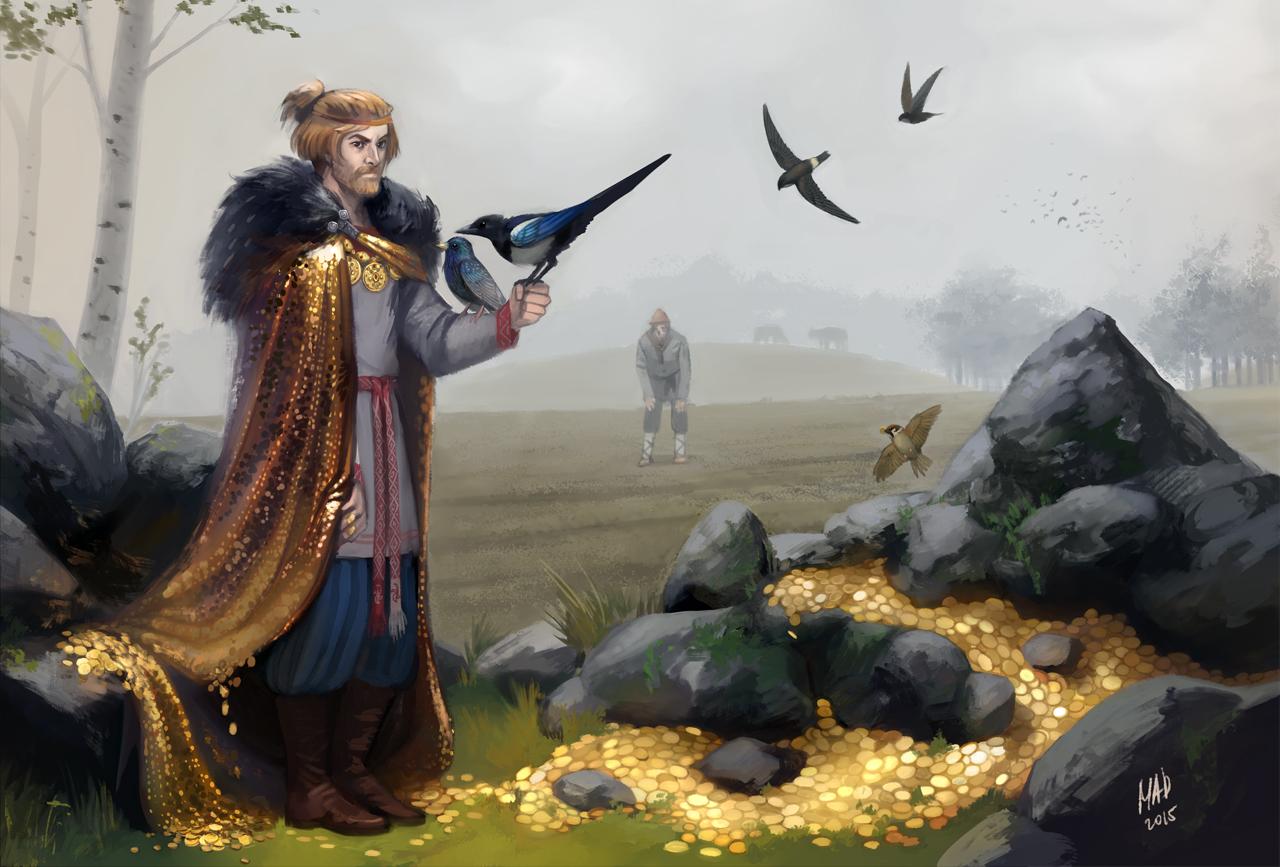 Treasure by madnessdemon