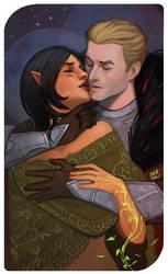 Shiera and Cullen