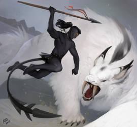Winter battle