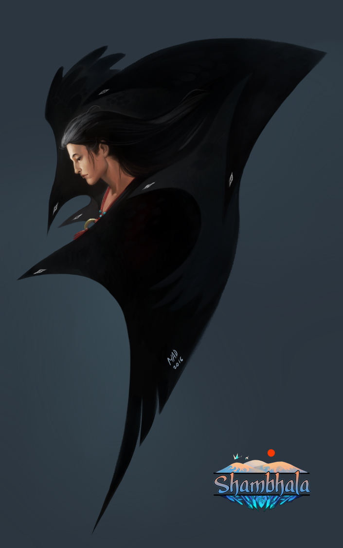 Ravens by madnessdemon