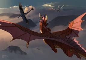 Soaring flight