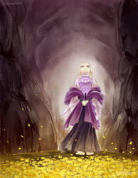 Summontale: Above the flowers by tarami2002