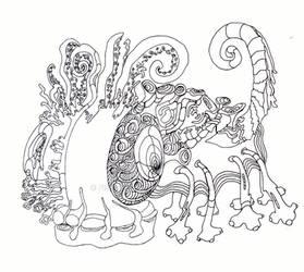 Octupus-chameleon hybrid