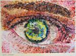 The eye by Fisktoffla