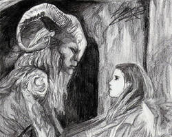 pans labyrinth faun by MoonlighttX